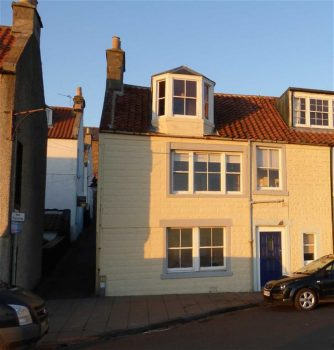 Lower Flat, 3 Bruces Wynd, Pittenweem KY10 2NR
