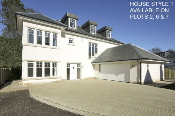New Park Place Development (plot 2), Hepburn Gardens, St Andrews, KY16 9LL