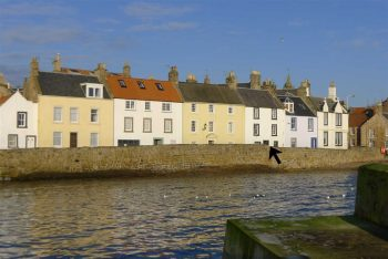 Skippers Rest, 2 Castle Street, Anstruther KY10 3DD