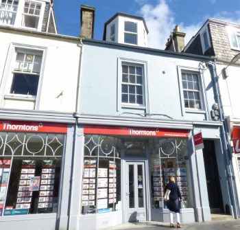 Top Floor Flat, 23 Bell Street, St Andrews KY16 9UR