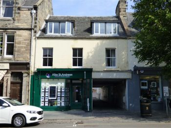 Lower Flat, 193 South Street, St Andrews KY16 9EE