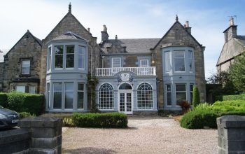 The Elms, Links Road, Leven, Fife