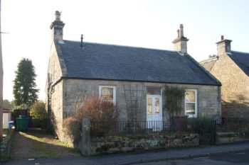 Honeysuckle Cottage, Church Street, Ladybank