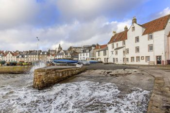 Crowsteps, 4 The Gyles, Pittenweem KY10 2NG