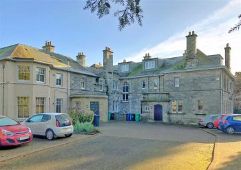 Flat 1 Hepburn Hall, 74 Hepburn Gardens, St Andrews KY16 9DG