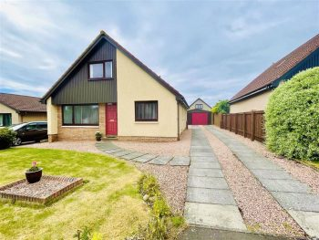 8 Middlefield Road, Crail KY10 3UE